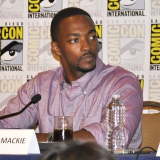 Anthony Mackie in Comic-Con International 2013 - Captain America: The Winter Soldier - Press Conference