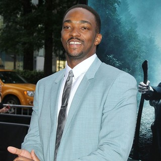 Anthony Mackie in The Premiere of Abraham Lincoln: Vampire Hunter