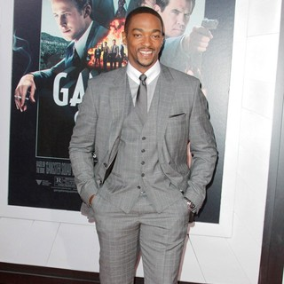 Anthony Mackie in The Los Angeles World Premiere of Gangster Squad - Arrivals