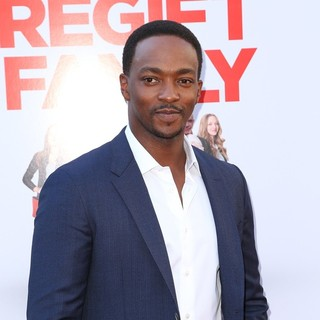 Anthony Mackie in Premiere of CBS Films' Love the Coopers