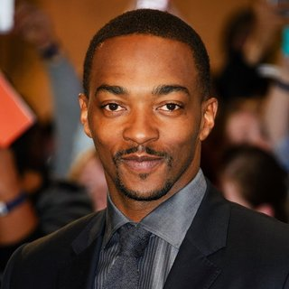 Anthony Mackie in UK Premiere of Captain America: The Winter Soldier