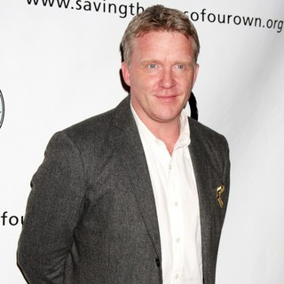 Anthony Michael Hall in 1 Voice Benefit for The Motion Picture Home