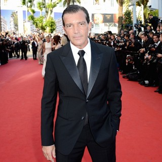 Antonio Banderas in The Paperboy Premiere - During The 65th Cannes Film Festival - antonio-banderas-65th-cannes-film-festival-01