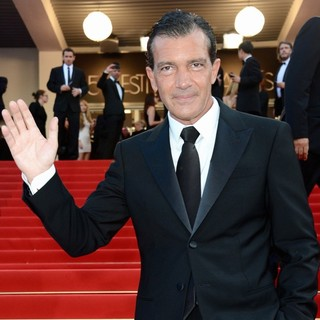 Antonio Banderas in The Paperboy Premiere - During The 65th Cannes Film Festival - antonio-banderas-65th-cannes-film-festival-02