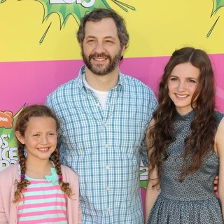 Judd Apatow in Nickelodeon's 26th Annual Kids' Choice Awards - Arrivals - apatow-26th-annual-kids-choice-awards-01