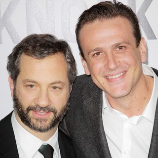 Judd Apatow, Jason Segel in This Is 40 - Los Angeles Premiere - Arrivals