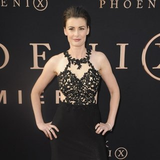 Aphra Williams in Dark Phoenix Premiere