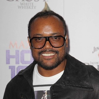 apl.de.ap, Black Eyed Peas in The Maxim Hot 100 Party - Arrivals