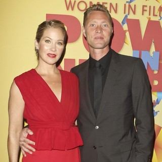 Christina Applegate, Martyn LeNoble in Women in Film 2012 Crystal + Lucy Awards - Arrivals