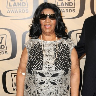 Aretha Franklin in The 10th Annual TV Land Awards - Arrivals