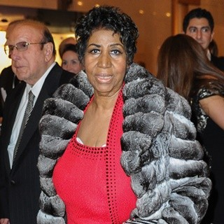 Aretha Franklin in 2016 Kennedy Center Honors - Arrivals