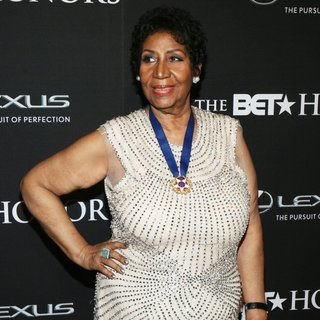 Aretha Franklin in The BET Honors 2014