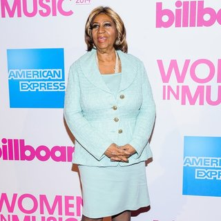 Aretha Franklin - Billboard Women in Music Luncheon 2014