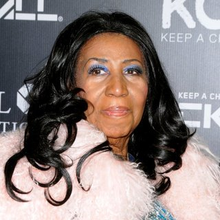 Aretha Franklin in Keep A Child Alive's 11th Annual Black Ball - Red Carpet Arrivals