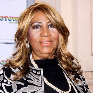 Aretha Franklin in The Launch of Motown: The Musical
