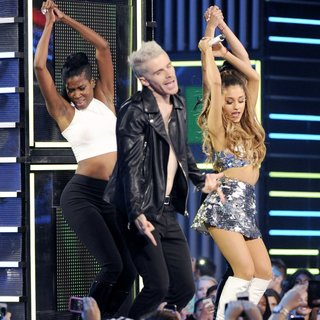 Ariana Grande in 2014 MuchMusic Video Awards - Show