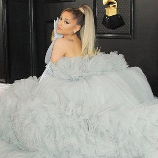 Ariana Grande in 62nd Annual GRAMMY Awards - Arrivals