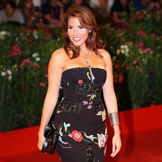 Arianna Bergamaschi in The 68th Venice Film Festival - Day 2 - Carnage - Red Carpet