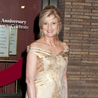 Arianna Huffington in 21st Annual Glamour Women of The Year Awards - Arrivals