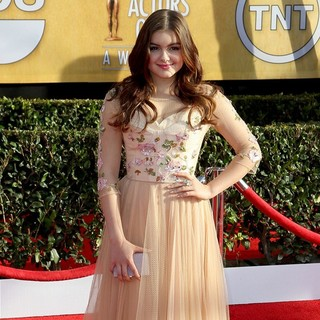 Ariel Winter in 19th Annual Screen Actors Guild Awards - Arrivals