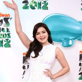 Ariel Winter in 2012 Kids' Choice Awards - Arrivals