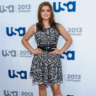 Ariel Winter in 2013 USA Network Upfronts - Arrivals