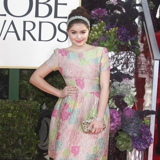 Ariel Winter in 70th Annual Golden Globe Awards - Arrivals