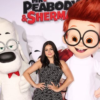Ariel Winter in Premiere of Twentieth Century Fox and DreamWorks Animation's Mr. Peabody and Sherman