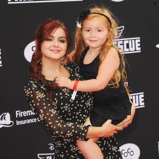 Ariel Winter in Film Premiere Planes: Fire and Rescue