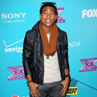 Arin Ray in FOX's The X Factor Finalists Party - Arrivals