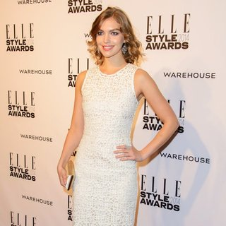 Muse - The ELLE Style Awards 2014 - Arrivals