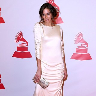 Arlene Tur in 2011 Latin Recording Academy Person of The Year Tribute to Shakira