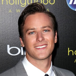 Armie Hammer in The 13th Annual Young Hollywood Awards Presented by Bing - Arrivals