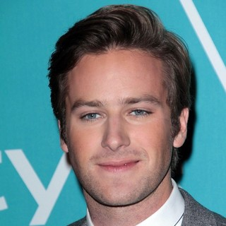 Armie Hammer in The Hollywood Foreign Press Association and InStyle Present A Night of Firsts
