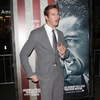 Armie Hammer in AFI Fest 2011 Opening Night Gala World Premiere of J. Edgar