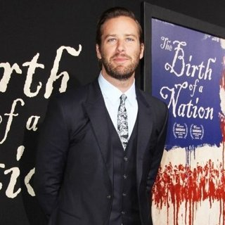 Armie Hammer-The Birth of a Nation Los Angeles Premiere