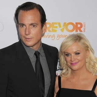 Will Arnett, Amy Poehler in The Trevor Project's 2011 Trevor Live! - Arrivals