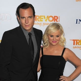 Will Arnett in The Trevor Project's 2011 Trevor Live! - Arrivals - arnett-poehler-2011-trevor-live-02