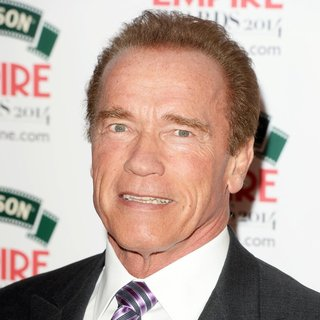 Arnold Schwarzenegger - The Jameson Empire Awards 2014 - Arrivals