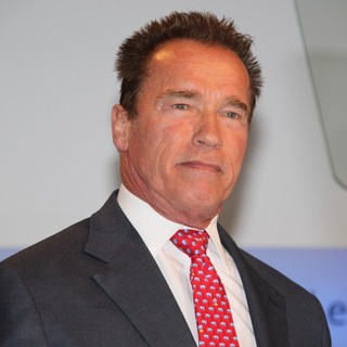 rnold Schwarzenegger Launching His Book Total Recall