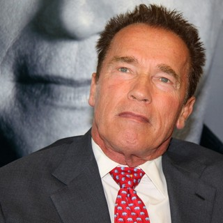 Arnold Schwarzenegger in rnold Schwarzenegger Launching His Book Total Recall