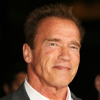 Arnold Schwarzenegger in Los Angeles Premiere of End of Watch