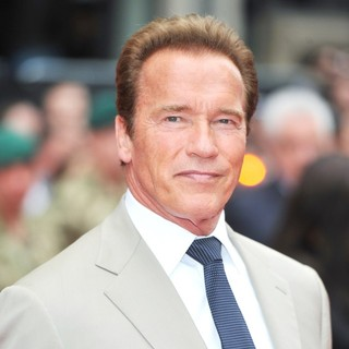 Arnold Schwarzenegger - The Expendables 2 UK Premiere - Arrivals