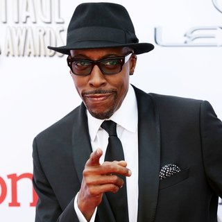 Arsenio Hall in 45th NAACP Image Awards - Arrivals