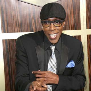 Arsenio Hall in Spike TV's Eddie Murphy: One Night Only