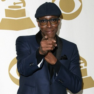 Arsenio Hall in The GRAMMY Nominations Concert Live!! Countdown to Music's Biggest Night