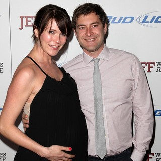 Katie Aselton, Mark Duplass in The Premiere of Jeff Who Lives at Home - Arrivals