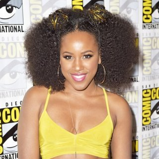 Asha Bromfield-San Diego Comic Con 2017 - Riverdale - Photocall