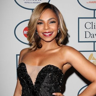 Ashanti in 2014 Pre-Grammy Gala and Grammy Salute to Industry Icons - Clive Davis