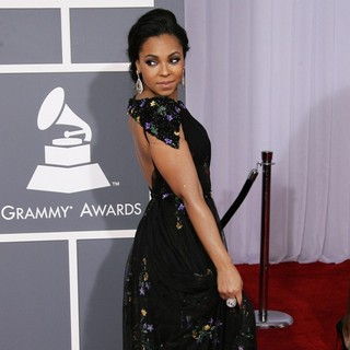 Ashanti in 55th Annual GRAMMY Awards - Arrivals - ashanti-55th-annual-grammy-awards-06
